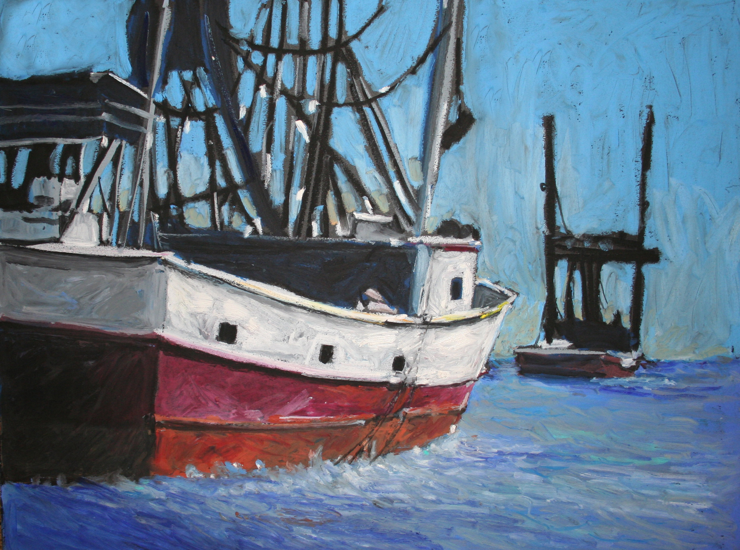 Paintings sketcharts page 9 for Brent carrier